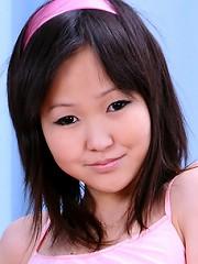 Asian sweetheart pleasures cooch